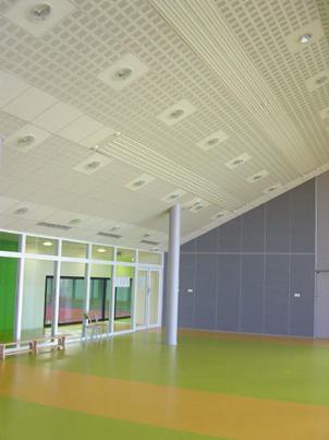 Plafond rayonnant lectrique - Plafond rayonnant hydraulique ...